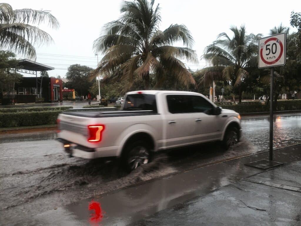 Cancun Rain