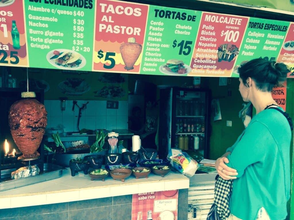 Cancun - Streetfood