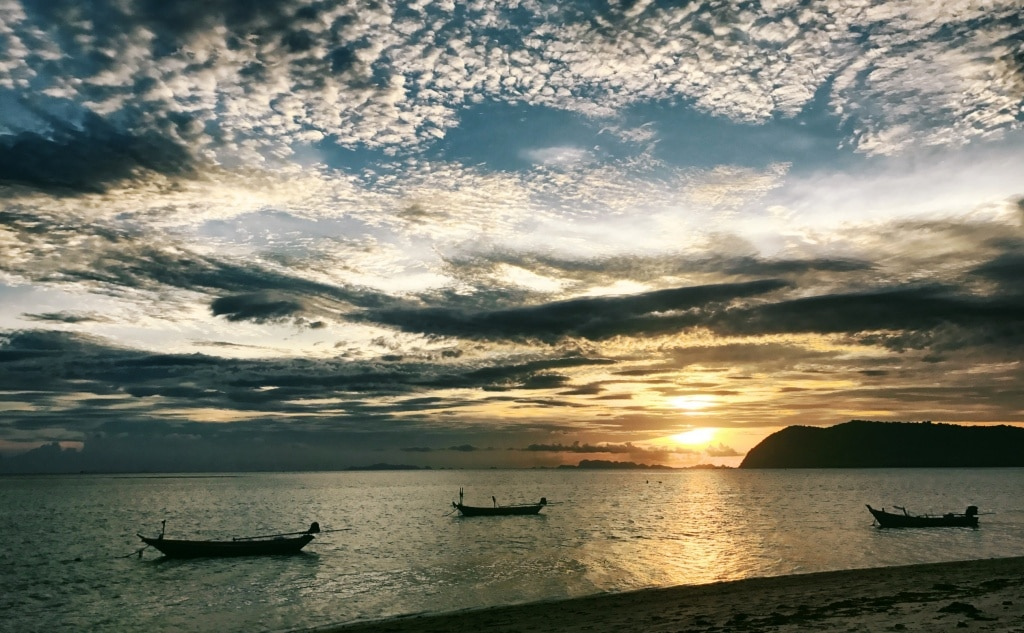De Reizigers - Koh Phangan - Paradijs
