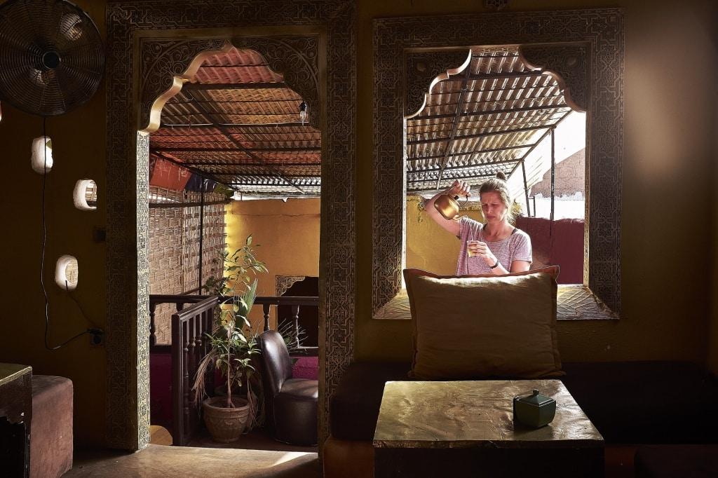 Wie zijn wij om niet ook wat cultuur te snuiven - Marokko - De Reizigers - Marrakech -3