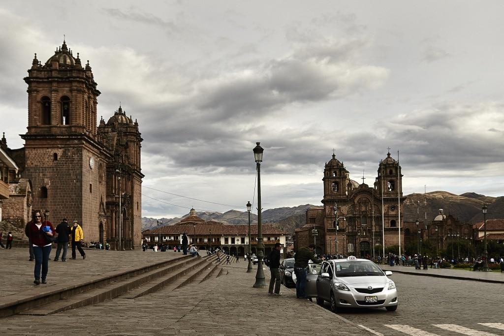 Vanuit Cusco beginnen de meeste trips naar Machu Picchu
