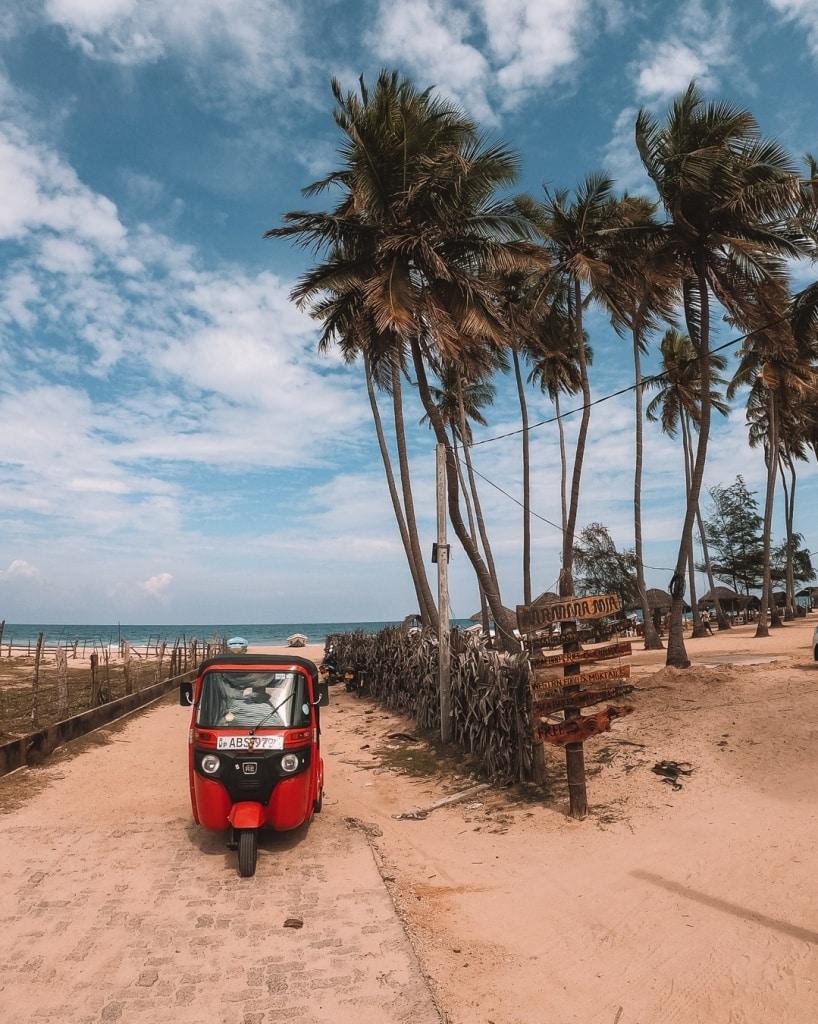 De Reizigers - Sri Lanka - TukTuk huren-2