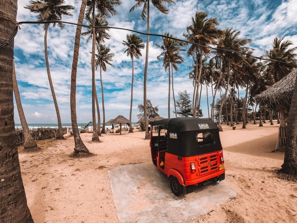 De Reizigers - Sri Lanka - TukTuk huren-3