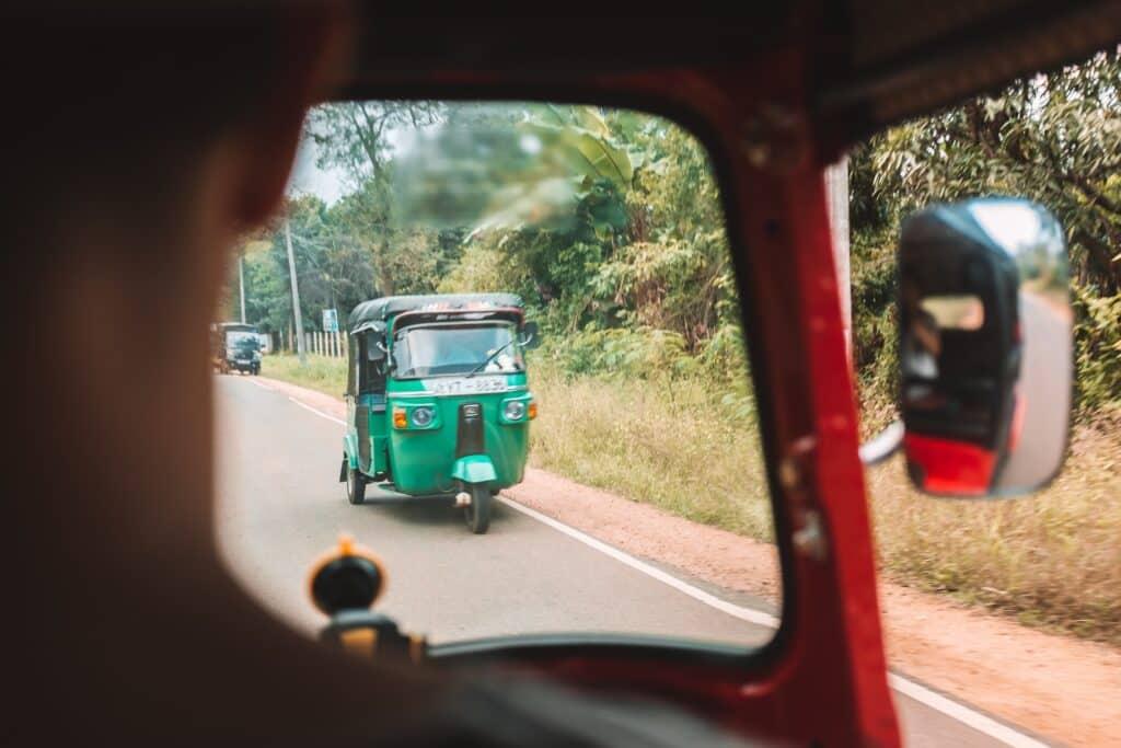 De Reizigers - Sri Lanka - TukTuk huren-8