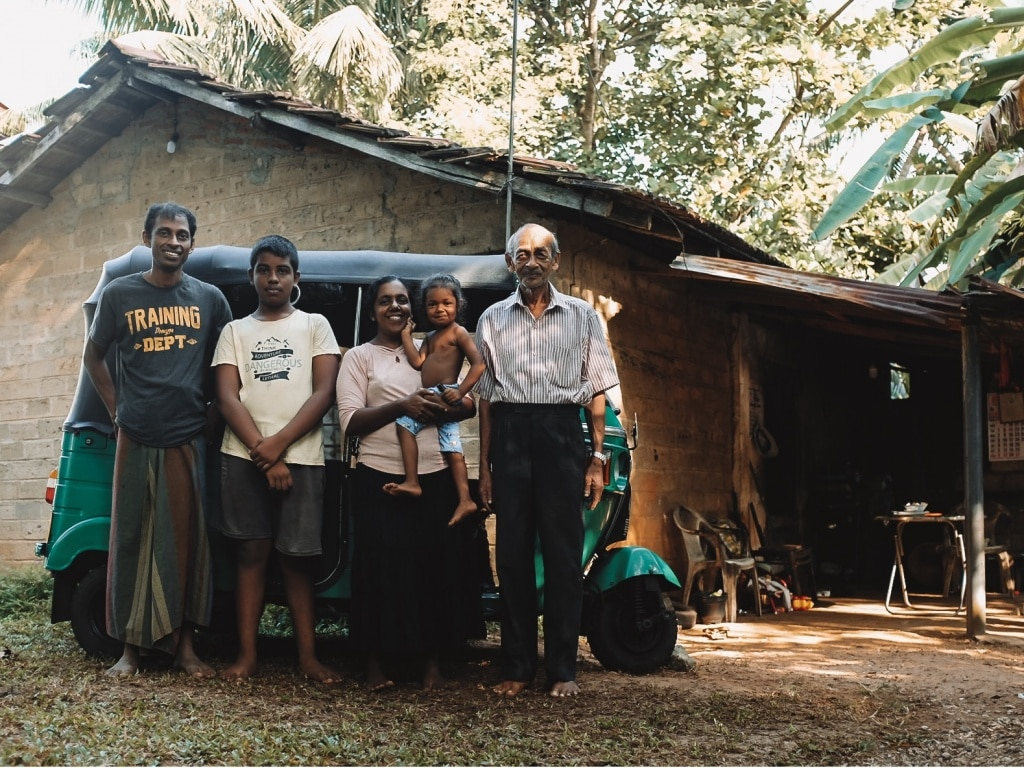 De Reizigers Sri Lanka Guest house
