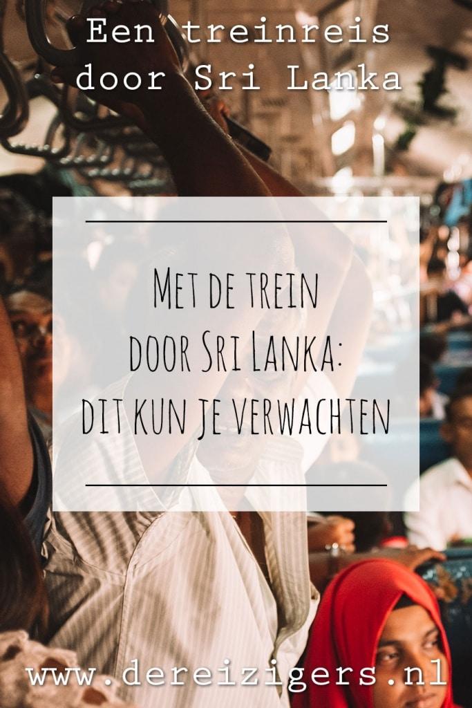 Treinreis Sri Lanka: dit kun je verwachten