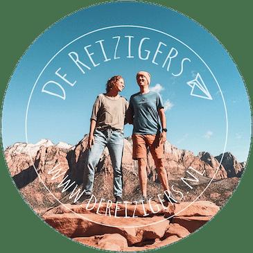 De Reizigers - Roy & Lindy - logo 2