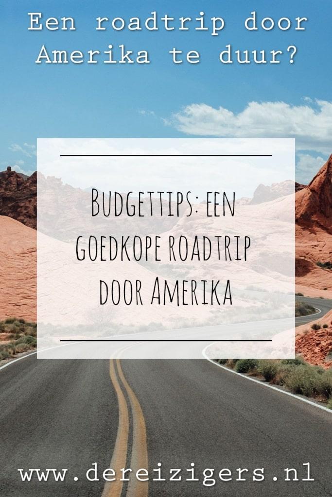 De Reizigers Budgettips roadtrip Amerika