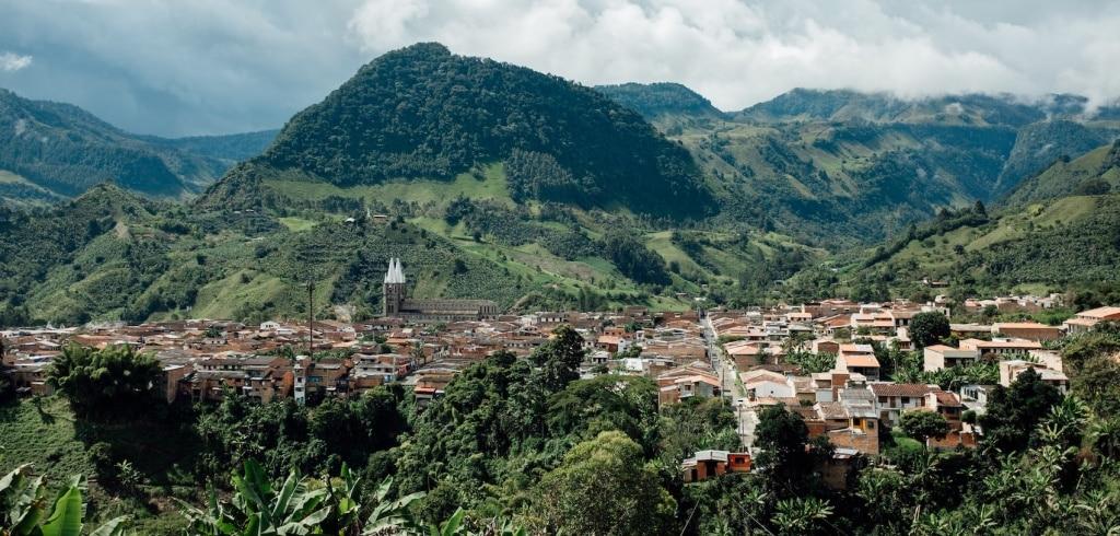 De Reizigers - Colombia - Jardín