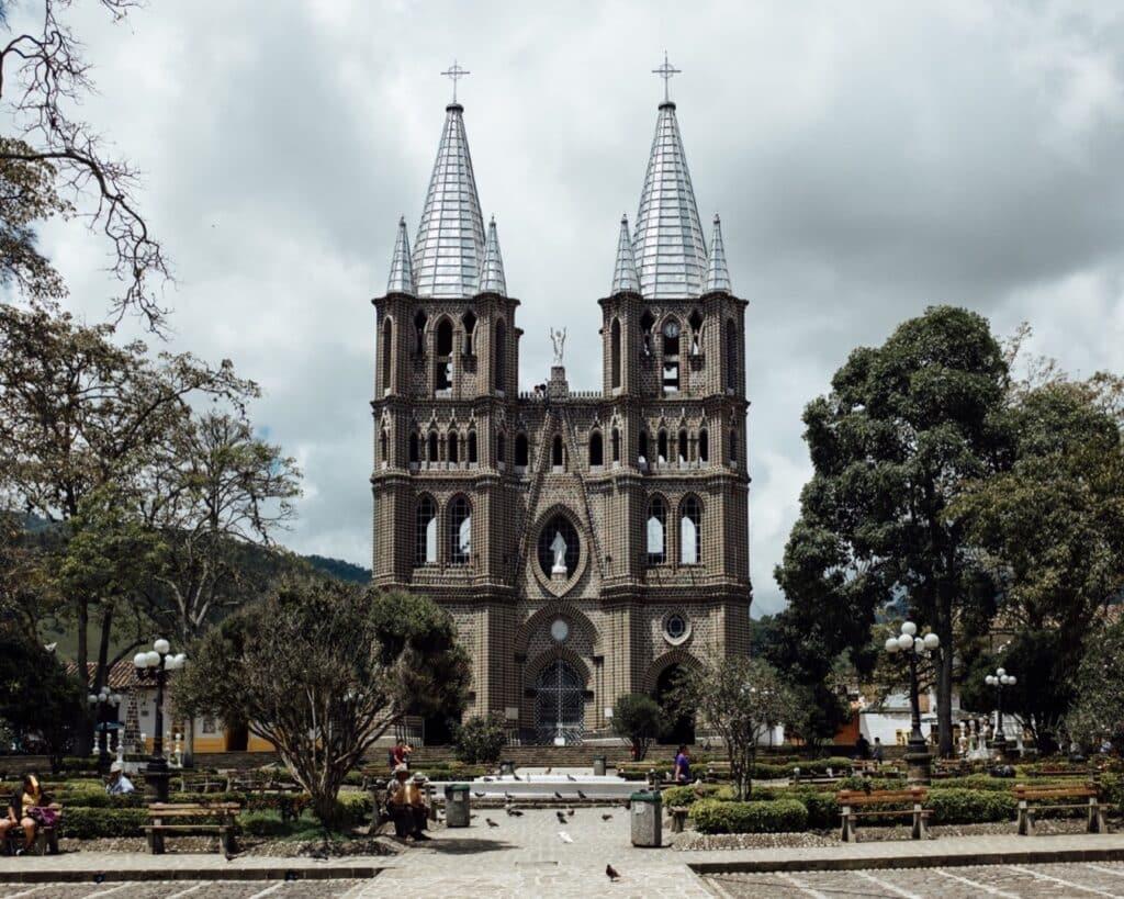 Kerk in Jardín