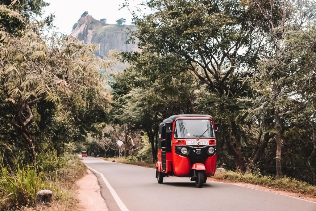 Tuktuk huren
