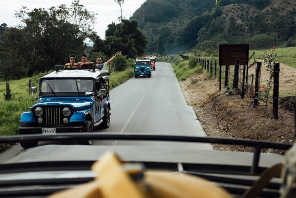 Willys Jeep Salento