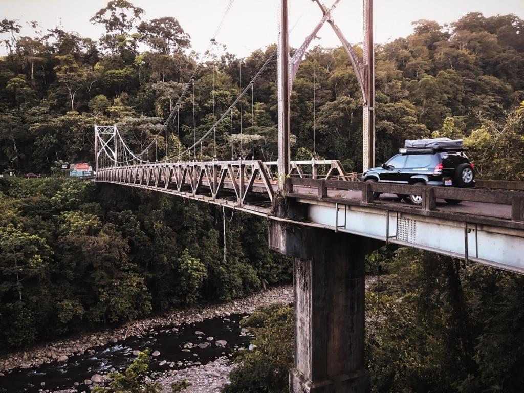 4x4 Daktent Nomad America Costa Rica