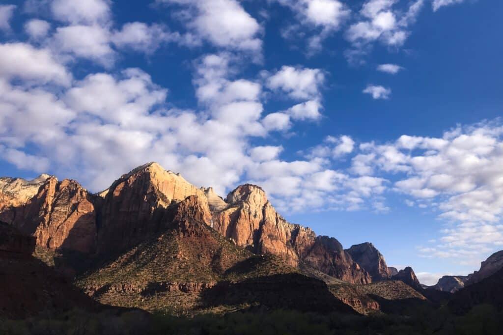 De Reizigers Zion National Park