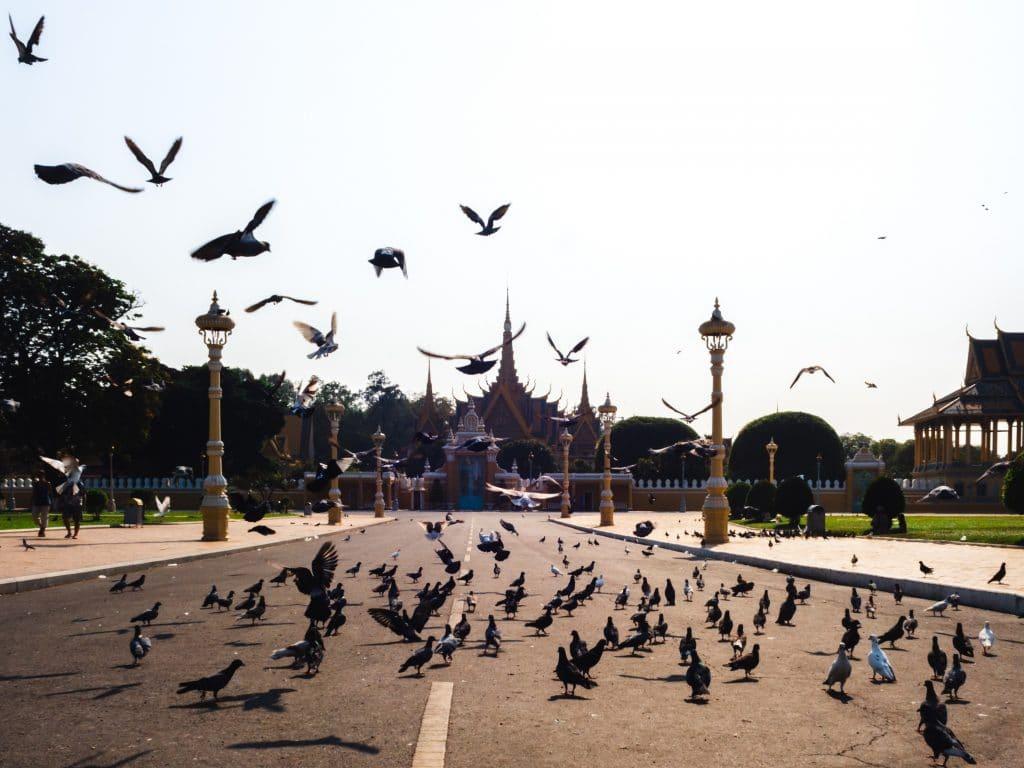 De Reizigers - Phnom Penh