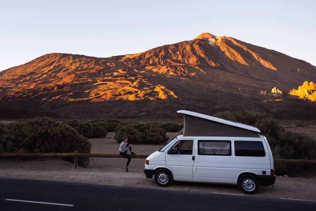 De Reizigers Camper El Teide