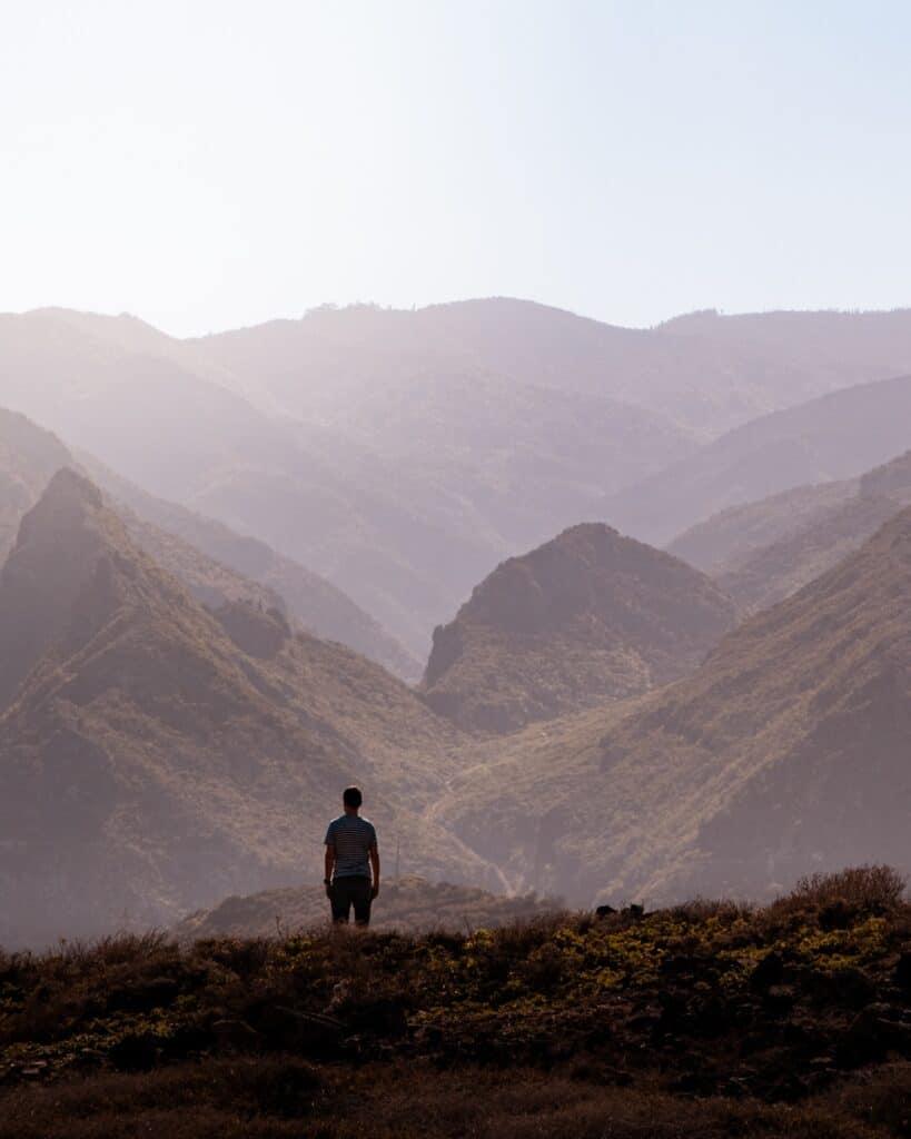 De Reizigers Tenerife Los Silos view