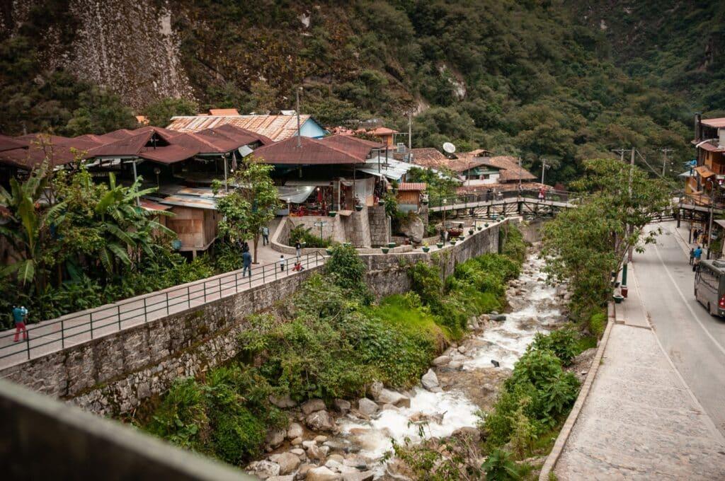 De Reizigers Aguas Calientes Peru