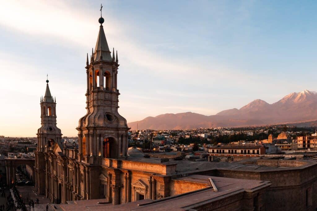 De Reizigers Arequipa