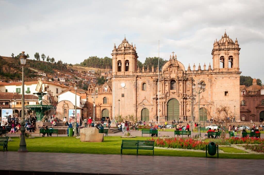 De Reizigers Cuzco Peru