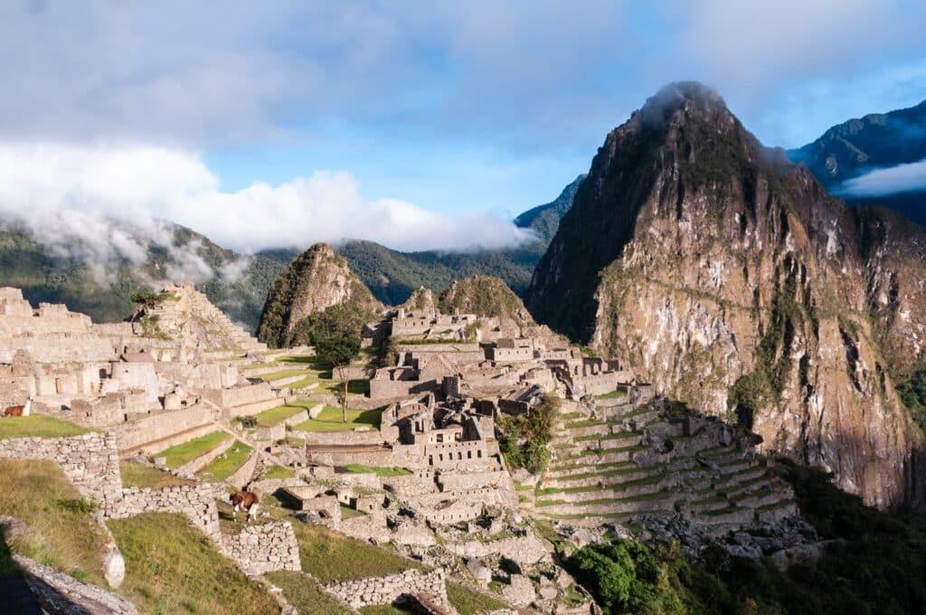 De Reizigers Machu Picchu