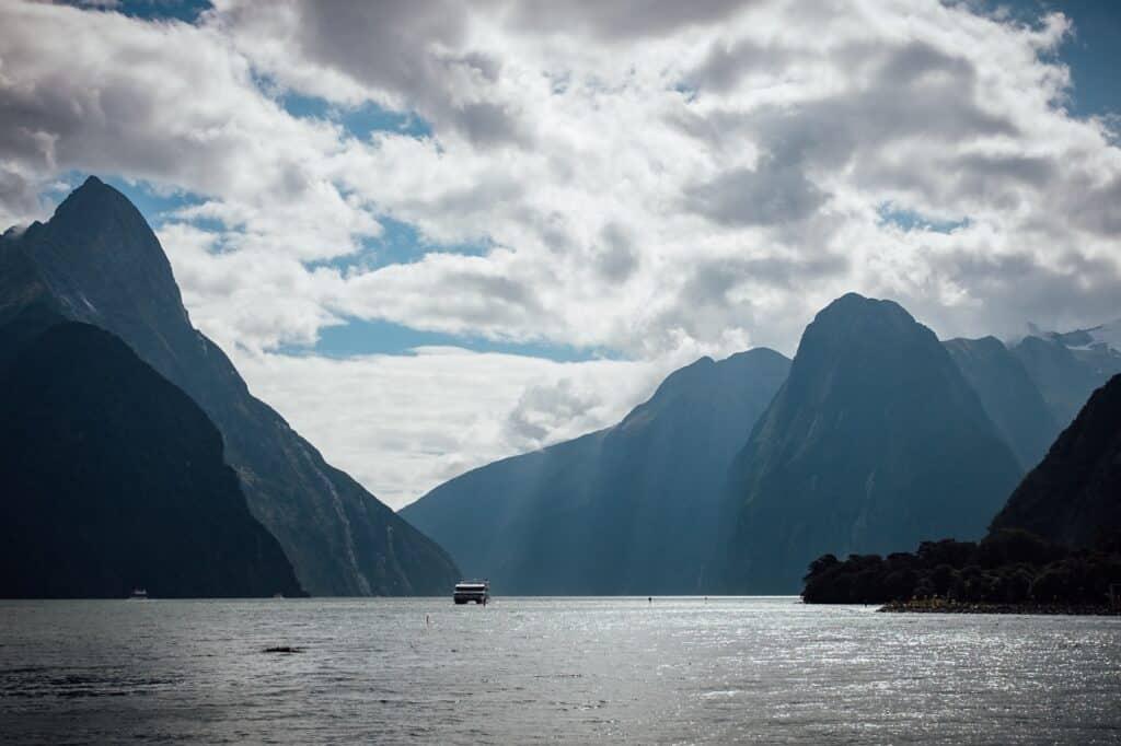 De Reizigers Milford Sound