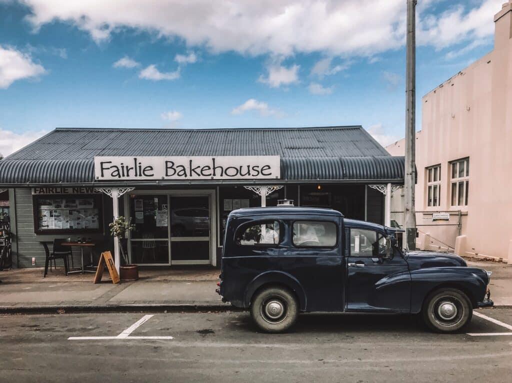De Reizigers Nieuw-Zeeland Fairlie Bakehouse