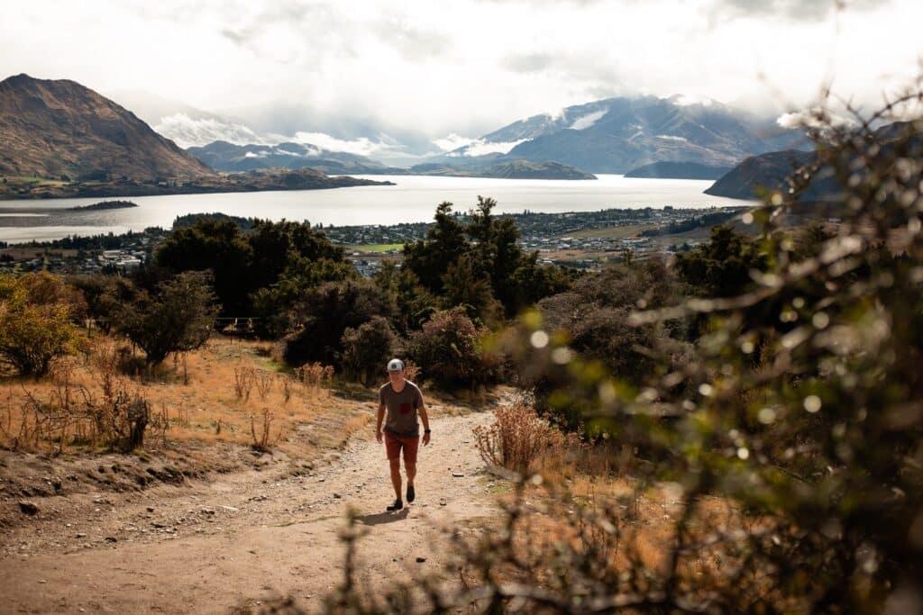 De Reizigers Wanaka hike