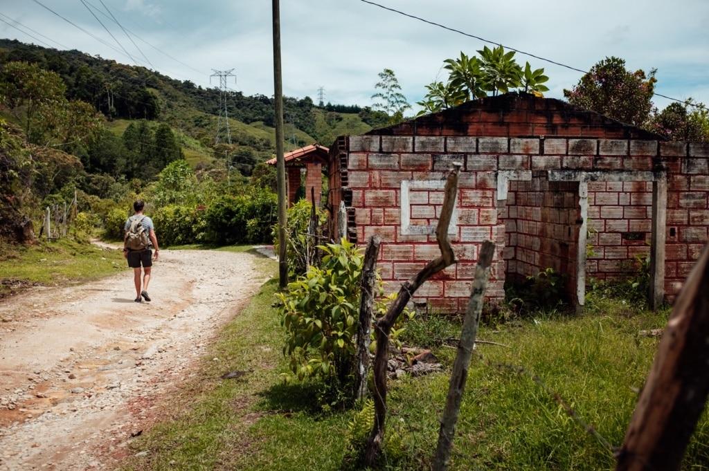 De Reizigers Guatape hike