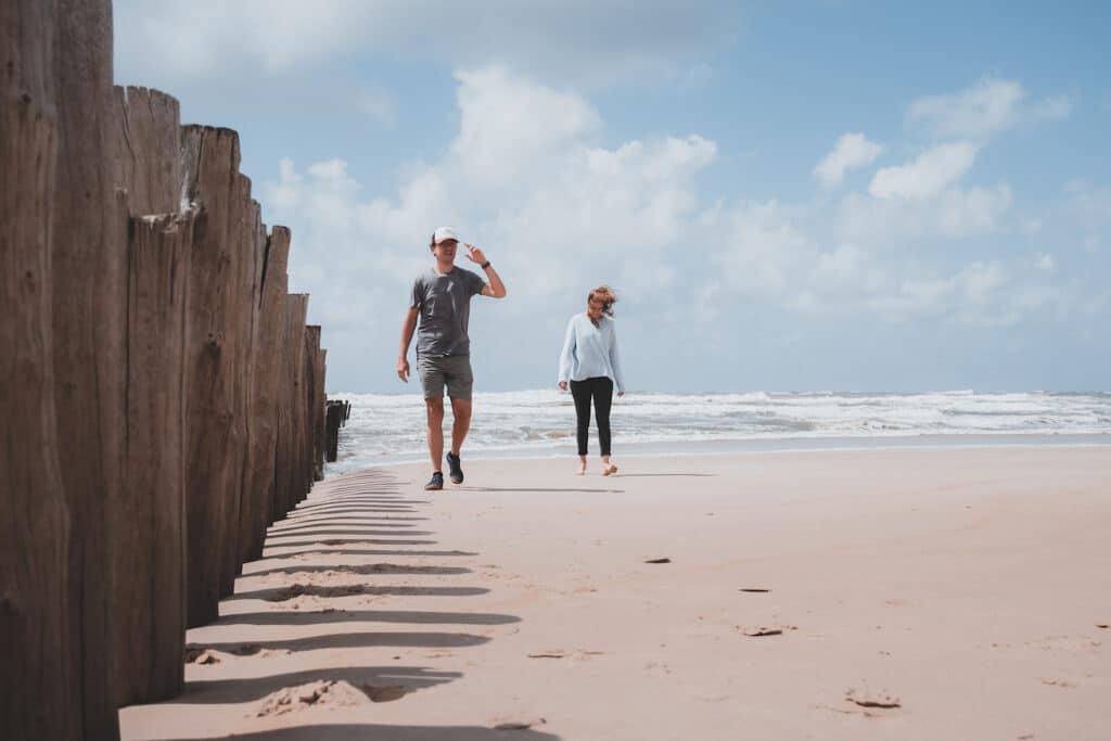 De Reizigers - Hike Schoorl- Strand