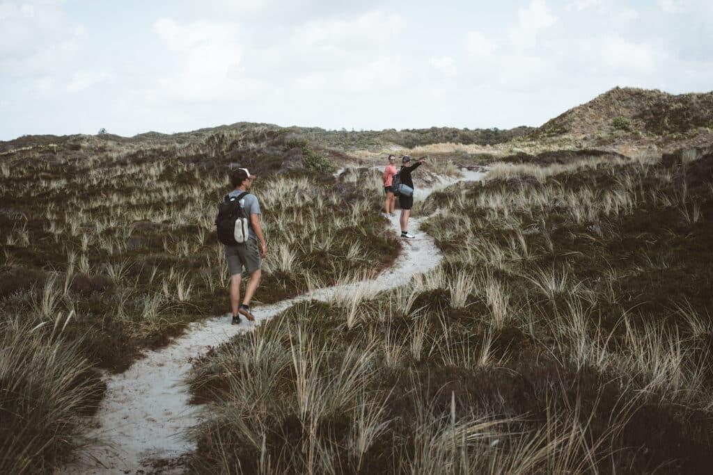 De Reizigers - Hike Schoorl- Heide