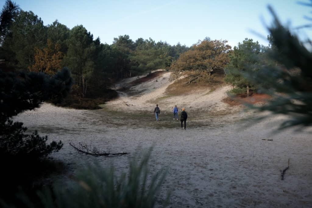 Schoorl - hike - duinen